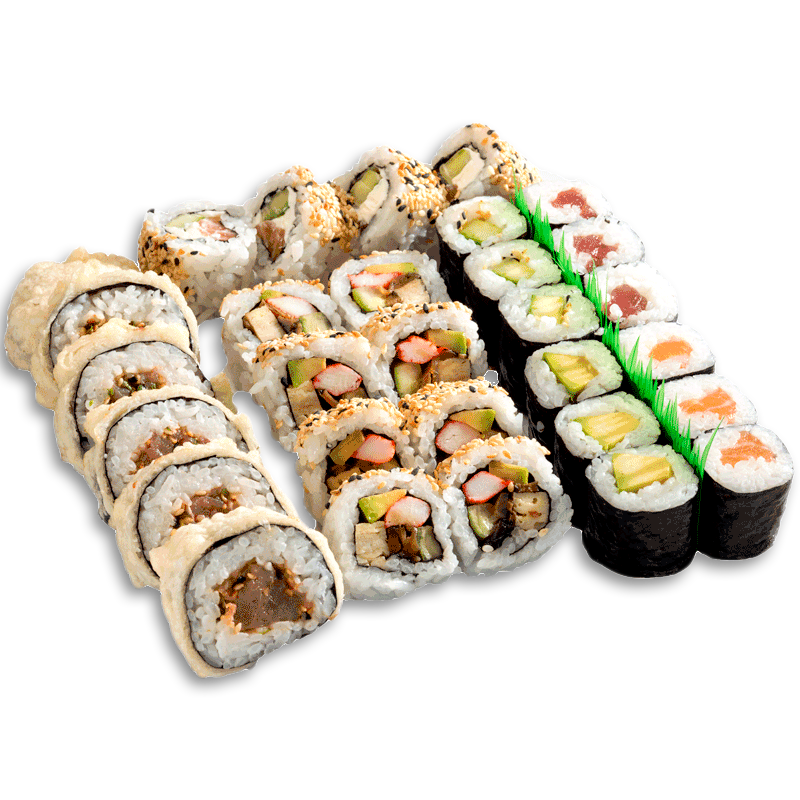 MAKI FOR TWO
