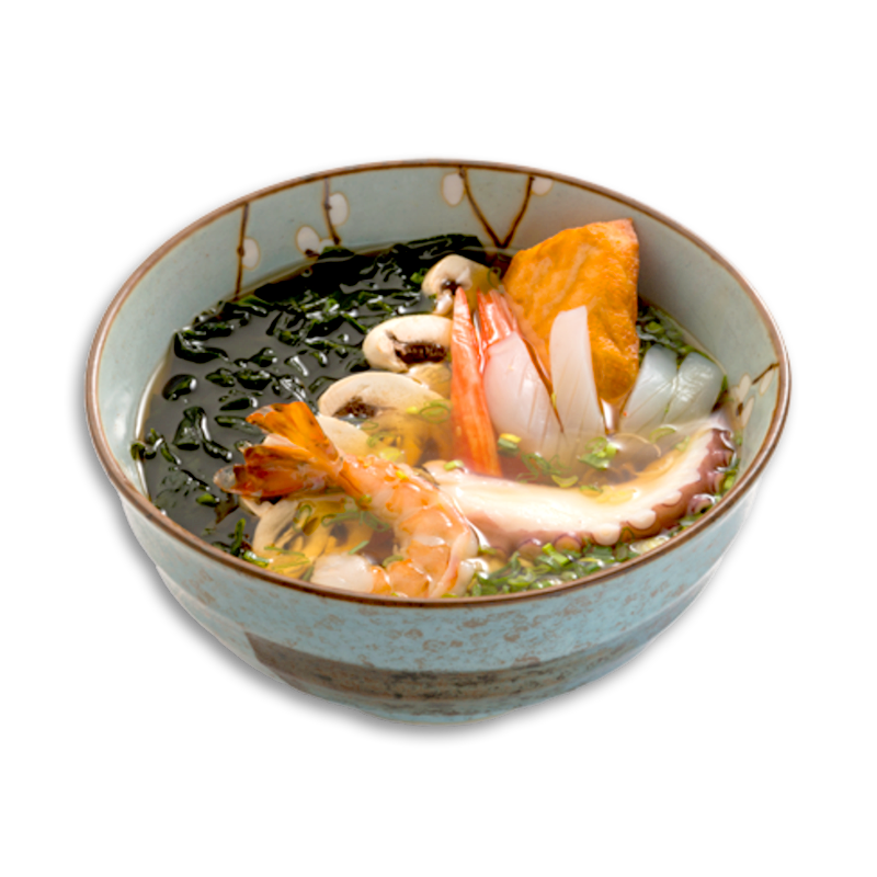 SEAFOOD UDON