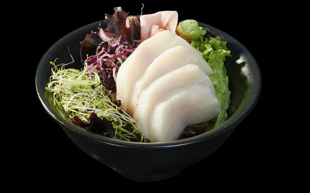 Sashimi Butterfish