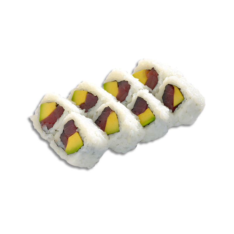 TUNA AVOCADO MAKI
