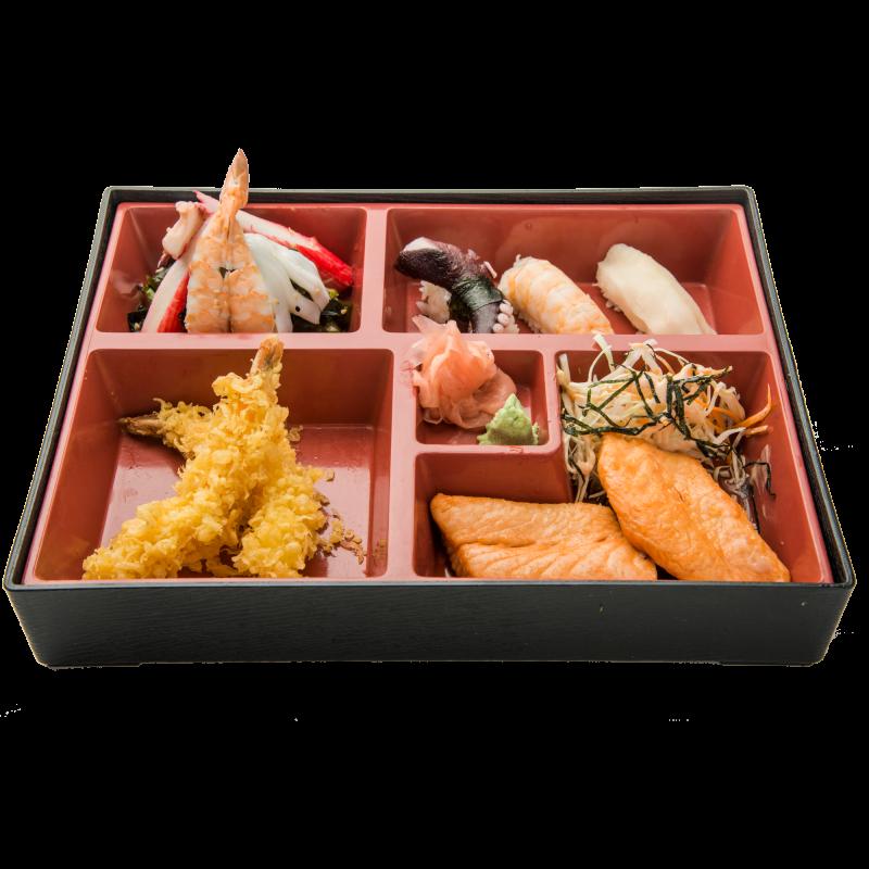 Bentobox Seafood