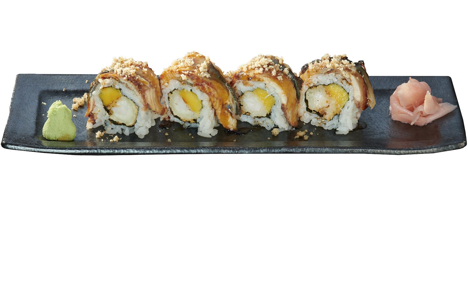 Eel and Nut Roll