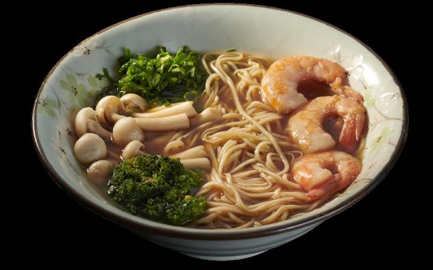Ramen Shrimp