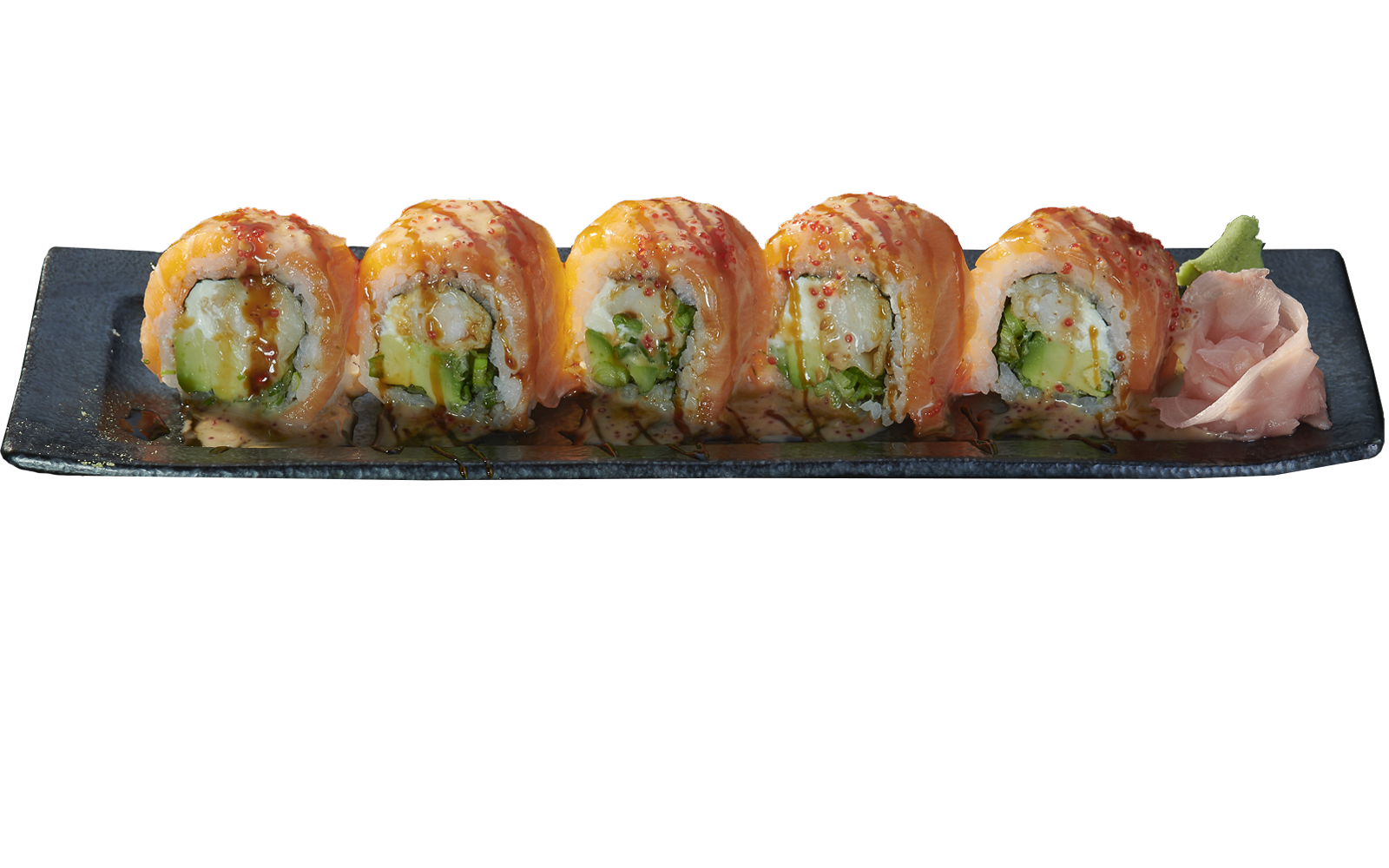 Salmon Goma Roll