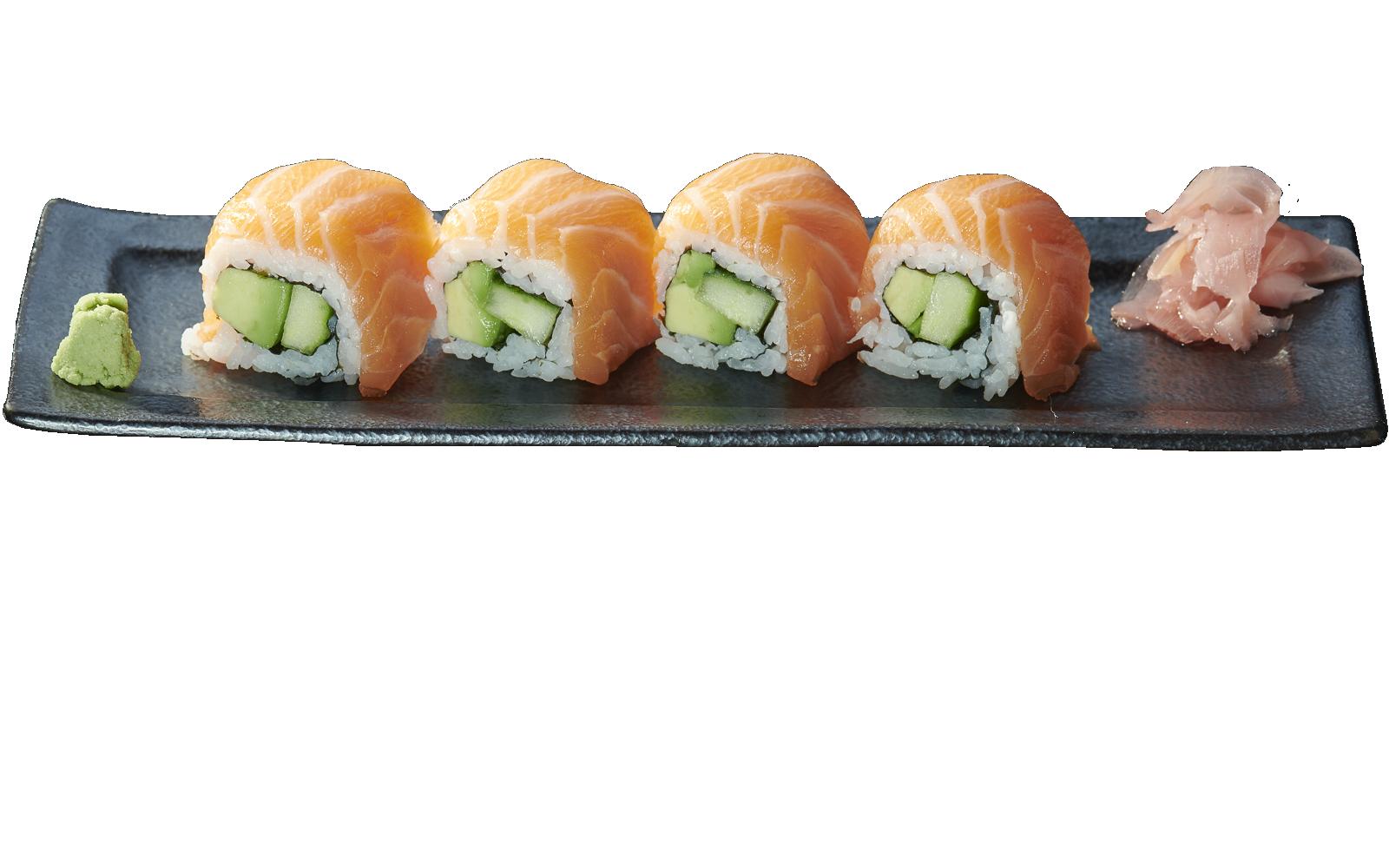 Salmon Uramaki