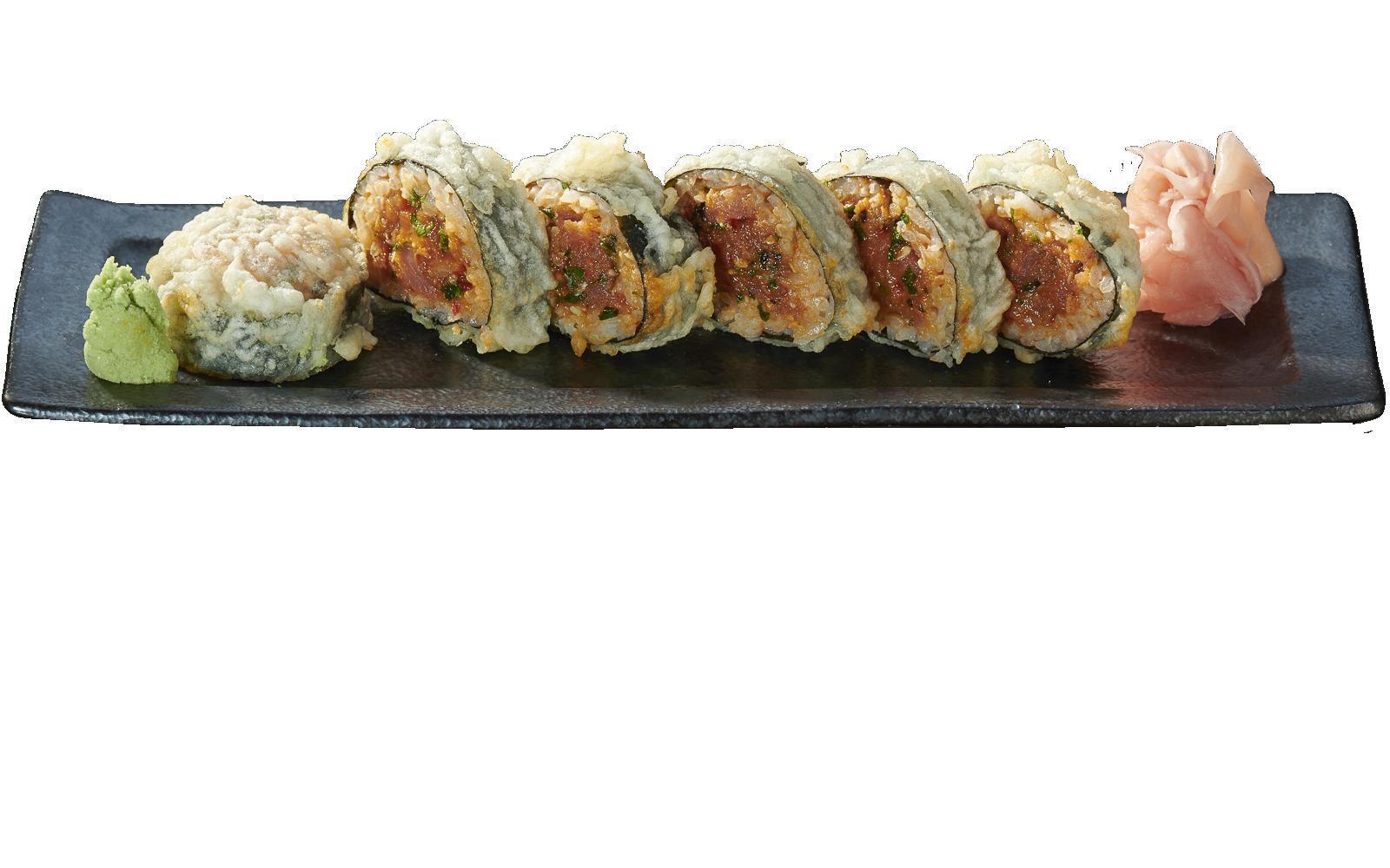 Spicy Tuna Tempura