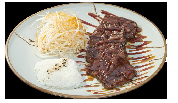 Teriaky Beef