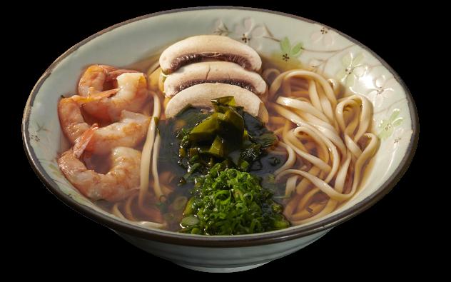 Udon Shrimp